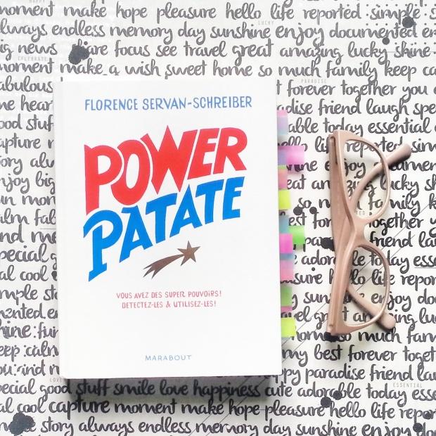 Power patate – Florence Servan-schreiber