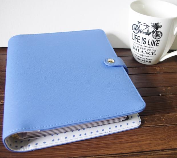 Mon planner kikki k : spécial blog