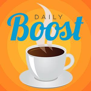 the daily boost podcast